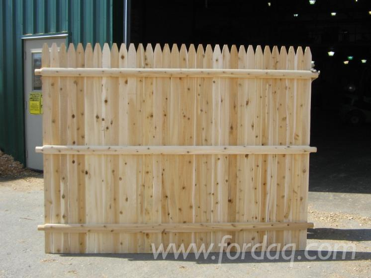 spruce-fence