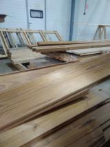 Find best timber supplies on Fordaq - Sudoma Sawmill - High Quality, Thermo-Modified Planed Lumber (various profiles)