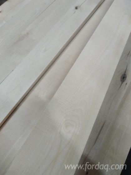 Planed Birch Lumber (various profiles)