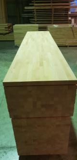 Pannelli in Massello Monostrato - Vendo Pannello Massiccio Monostrato Rovere 40-45 mm