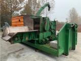 Switzerland Woodworking Machinery - Rudnick & Enners Mobile/ Stationary Drum Chipper