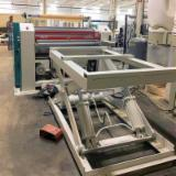 Black Brothers Woodworking Machinery - Used 2000 Black Brothers TB-60 Top and Bottom Laminator