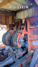 Morbark Woodworking Machinery - Used Morbark 1985 Debarker For Sale France