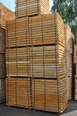 Palettes - Emballage - Vend Sciages Aulne Blanc, Tremble Frais De Sciage (vert)