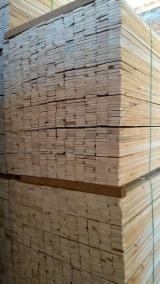 Embalagens de madeira Pinheiro Elliotis Forno Seco (KD) À Venda Sul