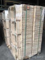 Semilavorati, Cornici, Porte & Finestre, Case In Legno Asia - Componenti Per Mobili Rubberwood