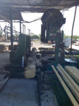 Log Band Saw Vertical - Used Rulmak Log Band Saw Vertical For Sale Romania