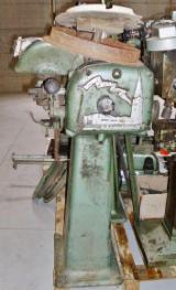 Sharpening Machine, Nieuw
