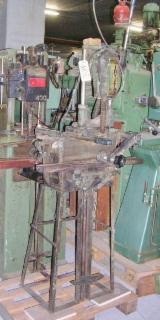 Combined Circular Saw, Moulder And Mortiser Б / У Італія