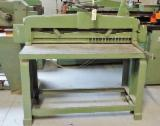 Snijmachine Voor Laadbordblokken, Nieuw