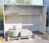 Used < 2010 Spraying Booths For Sale Italy