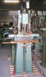 Vindem Combined Circular Saw, Moulder And Mortiser Second Hand Italia