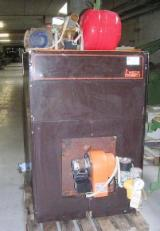Boiler Systems With Furnaces For Logs - Used < 2010 Boiler Systems With Furnaces For Logs For Sale Italy