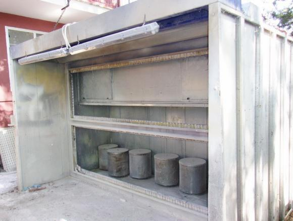 Used-%3C-2010-Spraying-Booths-For-Sale