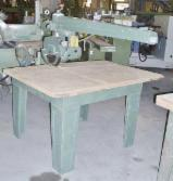 Machinery, Hardware And Chemicals - Used < 2010 Radial Arm Saws For Sale Italy