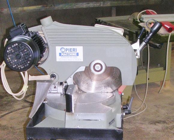 Vend-Scie-Circulaire-%C3%80-Refendre-Et-%C3%80-D%C3%A9doubler-Occasion