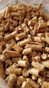 Firewood, Pellets And Residues - DINplus Pine - Scots Pine Wood Pellets