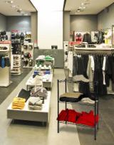 Меблі Для Торгових Центрів, Дизайн, 10 - 1000 штук щомісячно