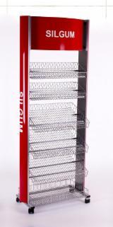 Trouvez tous les produits bois sur Fordaq - SILGUM - Vend Meubles De Rangements Pour Magasins Design Autres Matières