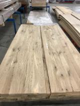 Platten Und Furnier - 1 Schicht Massivholzplatten, Eiche