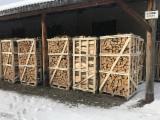 Buk, Grab, Dąb Drewno Kominkowe/Kłody Łupane Ukraina