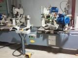 Machines, Quincaillerie et Produits Chimiques - Vend Scie Circulaire À Deux Lames À Grumes Et À Bois Equarris Essepigi Rapid Occasion Italie