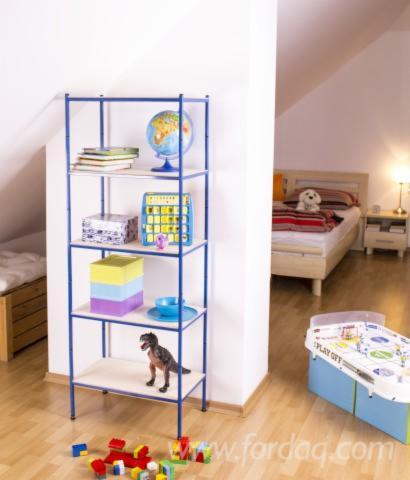 Children's Room Shelves