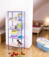 Finden Sie Holzlieferanten auf Fordaq - SILGUM - Regale Kinderzimmer