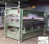Höfer Woodworking Machinery - Flooring Heating Press
