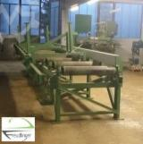 Roller Conveyor - Fezer Heavy Roller Conveyor