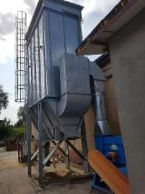 Dust Extraction Facility - Barucca Draining installation