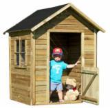 Trouvez tous les produits bois sur Fordaq - IBP - Chalet et maisonnette enfant