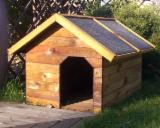 Pine Dog Houses (S/M/L), 300 pcs./spot