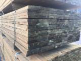 Exterior Wood Decking - Anti-slip decking Pine 28 mm x 145 mm x 6 m
