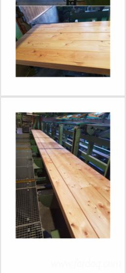 Larch Glulam Beams, 200 mm
