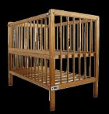Baby Cribs and Baby Cots Made of Pine/Beech/Birch/Poplar.