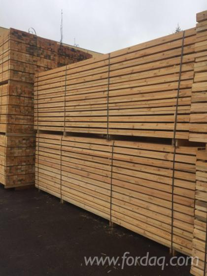 Buyer Of 37 mm Air Dry (AD) Pine - Scots Pine, Spruce Lithuania