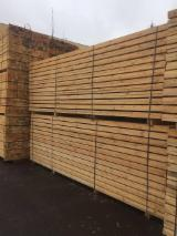 Find best timber supplies on Fordaq - DIVERUS, UAB - 37 mm Air Dry (AD) Spruce, Pine - Scots Pine.