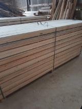 Compra madera en Fordaq - Ver demandas de madera en Fordaq - Compra de Madera Canteada Pino Silvestre - Madera Roja, Abeto - Madera Blanca 16 mm