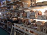 Kids Bedroom Furniture - Pine, Beech, Birch, Poplar Wooden Handcrafted Products (Boxes, Toys)