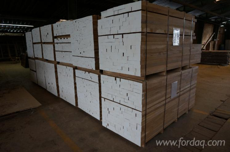 First Quality Latin America Teak Planks (F1F), 52 mm