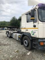 Woodworking Machinery - Used MAN 2001 Truck For Sale Romania