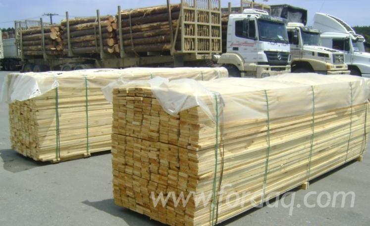 Elliotis-Pine-Taeda-Pine-Lumber