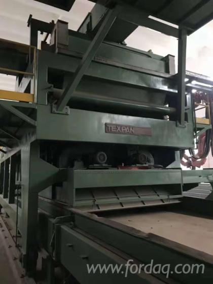 MDF production line/Particle board production line/OSB production line