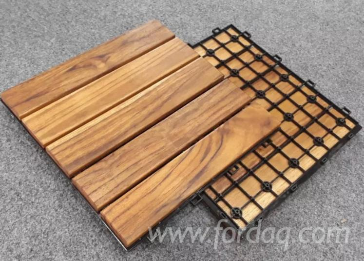 Огородная Деревянная Плитка, ISO-14001