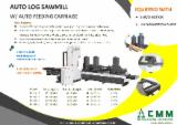 Machinery, Hardware And Chemicals - Auto Log Sawmill
