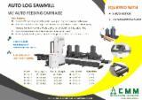 Holzbearbeitungsmaschinen - Neu CMM Trennbandsäge Zu Verkaufen Taiwan