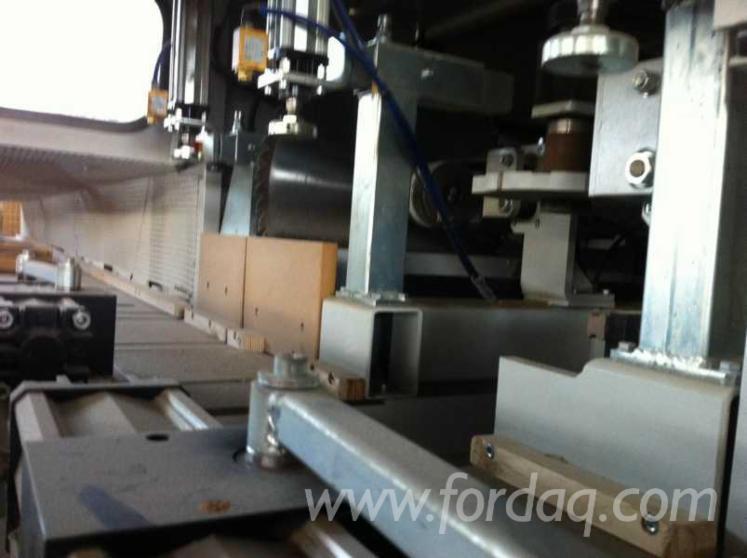 Gebraucht Stromab Autoblox 2009 CNC Bearbeitungszentren Zu Verkaufen Italien