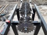 Gang Rip Saws With Roller Or Slat Feed - Used -- Gang Rip Saws With Roller Or Slat Feed For Sale Romania