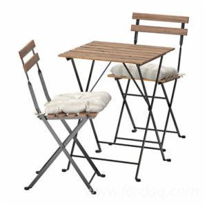 Wooden-Bistro-Set--Foldable-Bistro-Set--Garden-Table-and-Chairs